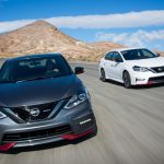 2017 Nissan Sentra NISMO: Beyond the SR Turbo, But Not by Much – Official Photos and Info