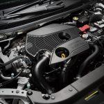 2017 Nissan Sentra NISMO turbocharged 1.6-liter inline-4 engine