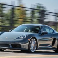 2017 Porsche 718 Cayman S with PDK Automatic: Force-Fed Performer