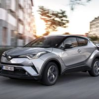 2017 Toyota C-HR Driven: A First Turn in the Euro-Spec Version of Toyota's First Baby Crossover