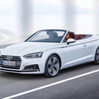 2018 Audi A5/S5 Cabrio Revealed: Wide Open