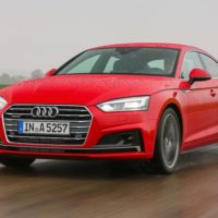 2018 Audi A5 Sportback: A Better-Looking A4