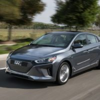 Move Over, Prius Eco: Hyundai Ioniq Hybrid Blue Is Rated at 58 MPG