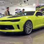 Chevrolet Camaro AutoX concept