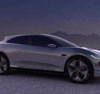 Jaguar Electrifies With I-Pace Concept Car