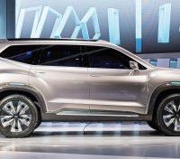 Subaru VIZIV-7 Concept Makes World Debut At 2016 Los Angeles Auto Show