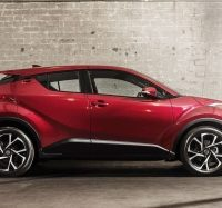 2018 C-HR Ushers in an Exciting Chapter of Toyota Style, Versatility, and Performance