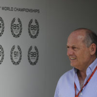 Ron Dennis vacates McLaren F1's CEO position after 35 years