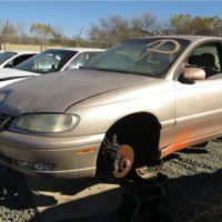 Junkyard Gem: 1998 Cadillac Catera