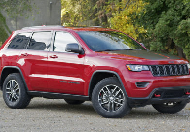 Buy this instead of a Wrangler | 2017 Jeep Grand Cherokee Trailhawk Review
