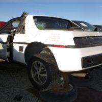 Junkyard Gem: 1984 Pontiac Fiero 2M4