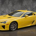 As Lexus's first ever (and, as seems more and more likely, last ever) supercar, the LFA was a mind-blowing creation like nothing else made by Toyota. Technically, the LFA was sold only for the 2011 and 2012 model years, and it carried a price of nearly $ 400,000. Lexus produced 500 units in total, and only 20 cars were built each month at a plant in Japan. To discourage potential LFA buyers from reselling the cars for a profit, Lexus instituted a mandatory lease program in the U.S. that required customers to lease the car for the first two years before being able to purchase it outright. The slow production schedule, along with this lease deal, explains why LFAs have continued to appear on Toyota sales reports for the past few years.