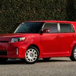 Toyota announced in 2015 that its youth-oriented Scion division would disappear after the 2016 model year, giving dealerships plenty of time to sell off remaining Scion inventory. The xB, once a distinctive and affordable box-shaped subcompact that was a surprise hit in the United States, had begun to languish ever since the larger, heavier, and less charming second generation debuted for 2008. A few Scion products, including the FR-S sports car, the iA sedan, and the iM hatch, were rolled into the Toyota lineup for 2017, but the xB officially hit the end of the road after the 2015 model year, and there aren't any plans for a third generation.