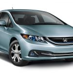 The electrified version of the Civic didn't make the jump to the tenth-generation car, leaving the 2016 Civic lineup without a hybrid variant for the first time since the early 2000s. Honda hasn't announced a replacement for the Civic hybrid, which called 2015 its final model year. Instead, the company is introducing a new stand-alone model called the Clarity, which will spawn three alternative-fuel powertrains: a traditional hybrid, a plug-in hybrid, and a hydrogen fuel-cell version.