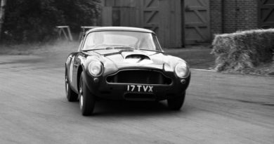What's Old—and Valuable—Is New Again: Aston Martin to Build 25 More DB4 GTs