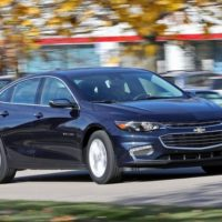 2017 Chevrolet Malibu Review: Small Updates for a Solid Contender