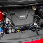 2017 Hyundai Accent 1.6-liter inline-4 engine