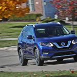 2017 Nissan Rogue AWD – Instrumented Test