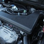 2017 Nissan Rogue SL AWD 2.5-liter inline-4 engine