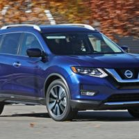 2017 Nissan Rogue AWD: A Comfy Crossover Story