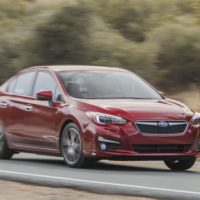 2017 Subaru Impreza Sedan Driven: Setting Its Sights on Audi