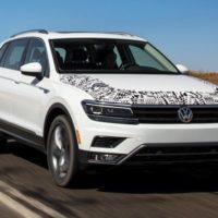 2018 Volkswagen Tiguan U.S.-Spec Prototype Drive: Size Matters