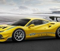 Ferrari Unveils The 488 Challenge At The World Finals In Daytona