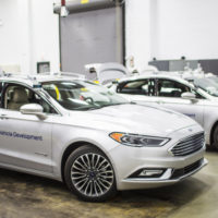 Ford's second-gen autonomous Fusion looks elegantly simple