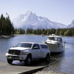 If you have a ski boat or a big camper, odds are you will own something that can tow it, whether that's across the county or the country. Mid-size and large unibody SUVs, body-on-frame SUVs, and half-ton pickups have the towing capacity you need. Just remember, towing is more about stopping than pulling, and if your trailer is heavy, make sure its brakes are well maintained and you have a trailer-brake controller.