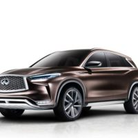 Infiniti Bringing Autonomous Tech and New Engine in Detroit Show Concept