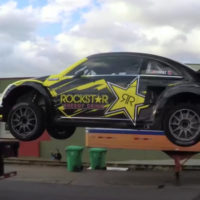 Tanner Foust drives all the things in this Quantum Leap spoof