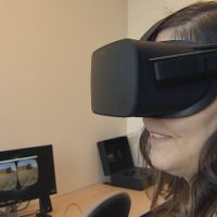 Beyond entertainment: Virtual reality to ease anxiety no longer just sci-fi stuff