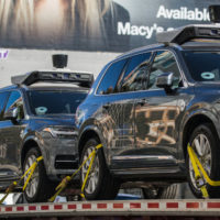 Uber is moving its self-driving cars from California to Arizona