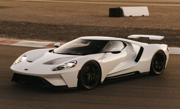 Explained: The 2017 Ford GT Supercar's Five Drive Modes