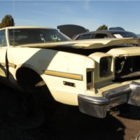 Junkyard Gem: 1976 Ford Elite
