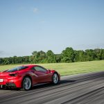 With a 661-hp, twin-turbo 3.9-liter V-8 providing the thrust and an adaptive suspension sorting wheel movements, the 488GTB resubmits everything your nervous system had previously learned about how a vehicle performs. Any complaints about its $ 249,150 base price can easily be silenced—or at least drowned out—by a quick 8000-rpm refrain from the engine compartment.