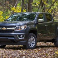 2017 Chevrolet Colorado 4×4 Tested: More Power for the V-6