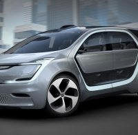 FCA US Debuts Chrysler Portal Concept At CES 2017