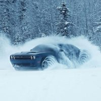 2017 Dodge Challenger GT AWD Driven (In Actual Snow!)
