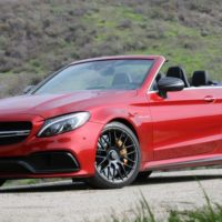 2017 Mercedes-AMG C63 Tested: Sublimely Ridiculous
