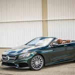 Unless you step up to the British aristo class with a Bentley or a Rolls-Royce, you won't find a more opulent or comfortable interior than the one in this Benz. And now you can package that interior in a sedan, coupe, or new-for-2017 convertible body style. A base sedan with a 449-hp V-8 starts at $ 97,525.