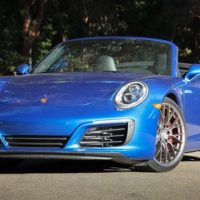 2017 Porsche 911 S Cabriolet PDK: The Quickest RWD Droptop 911 Ever