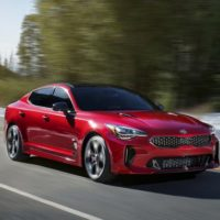 2018 Kia Stinger: RWD, Up to 365 Horsepower, and Targeted at the Germans