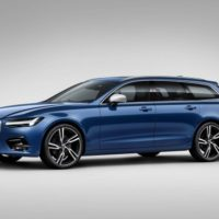 You Can Buy the 2018 Volvo V90 Wagon in America, But Only If You Custom Order It