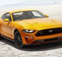 New Ford Mustang Offers Sleeker Design, More Advanced Technology and Improved Performance