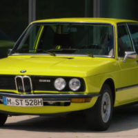 The first BMW 5 Series set the pattern for the brand in the 1970s