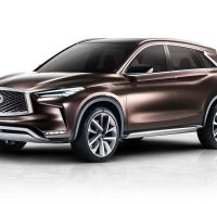 QX50 Concept: INFINITI's vision for a next-generation mid-size premium crossover