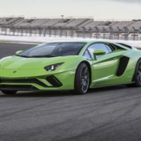 2017 Lamborghini Aventador S First Drive: Raving Bull
