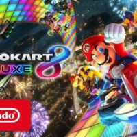 Mario Kart 8 Deluxe coming to the Nintendo Switch in April