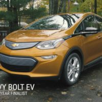 2017 Chevrolet Bolt EV | 2017 Autoblog Technology of the Year Finalist